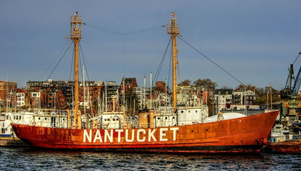 Nantucket Lightship, Boston Harbor