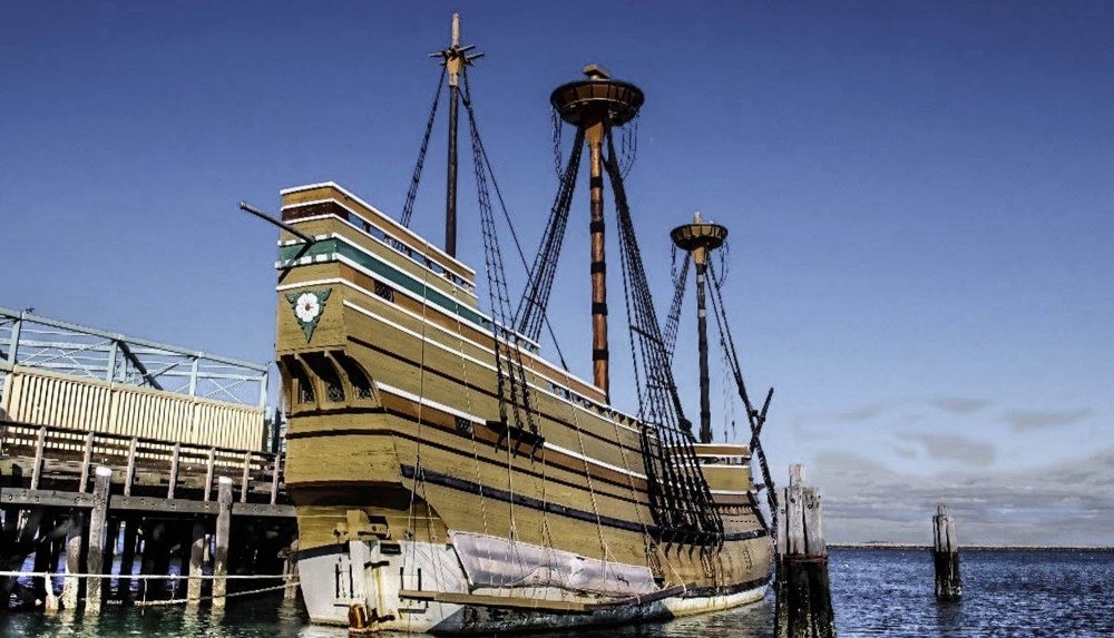 Mayflower Plymouth Massachusetts