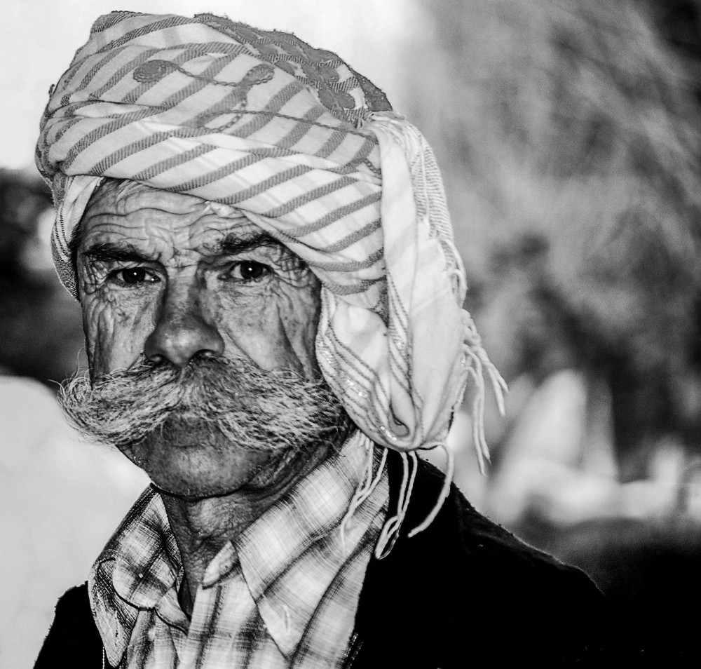 Market Worker, Kusadasi Turkey.