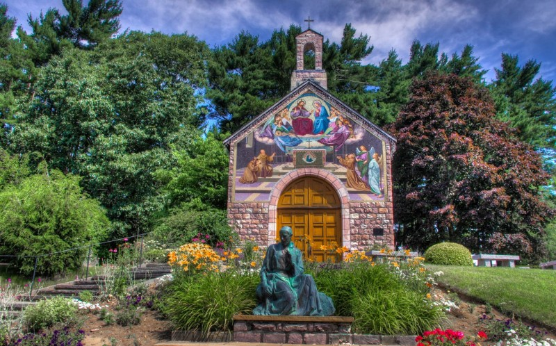 Cardinal Cushing Memorial, Hanover, Massachusetts