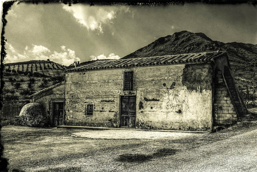 Barn, Albox Spain