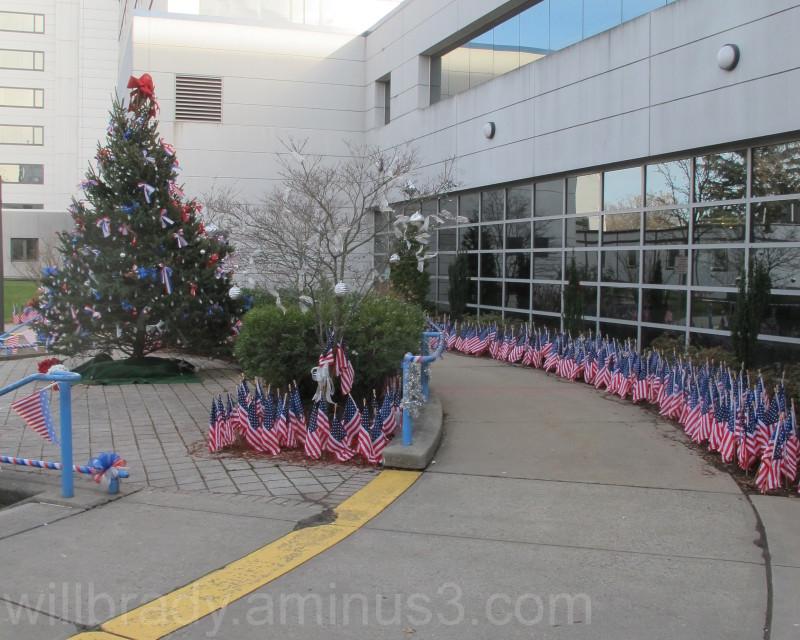VA Hospital Christmas