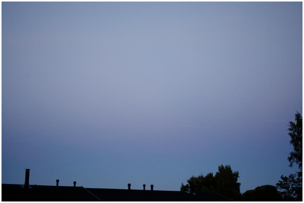 sky hues