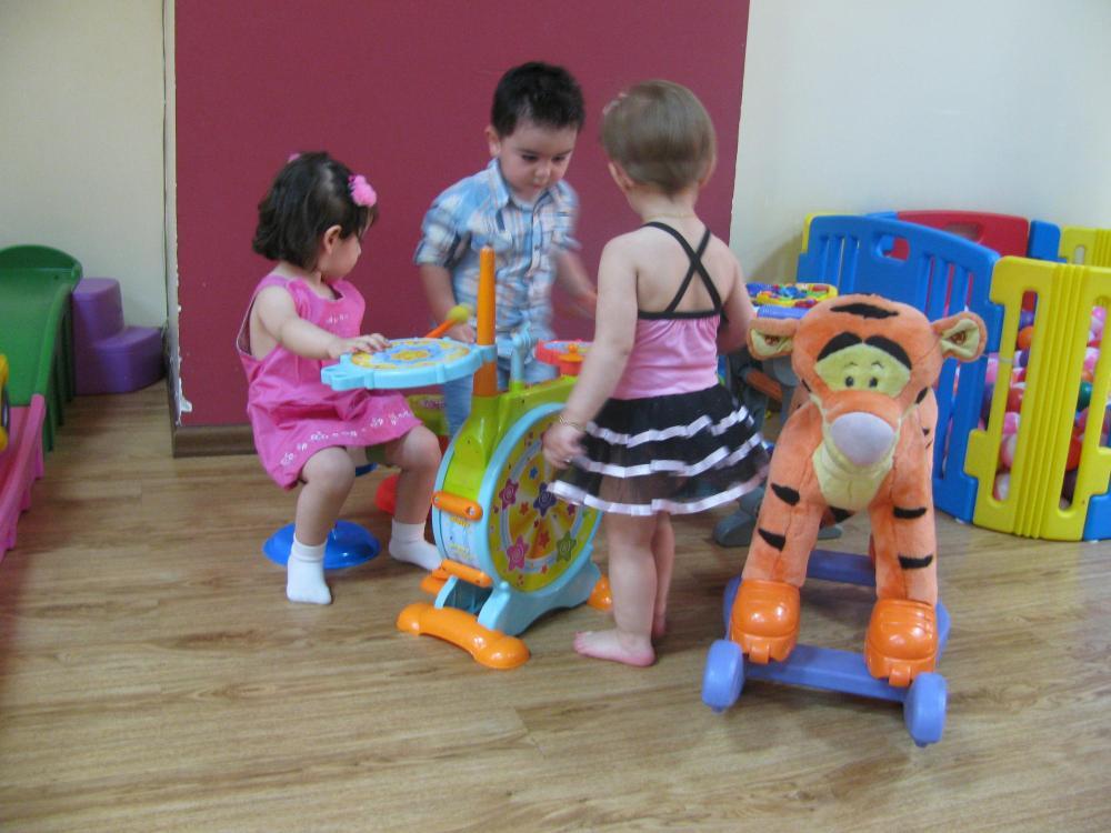 تولد دو سالگی دسته جمعی