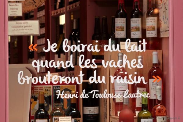 Signé Toulouse-Lautrec. / Signed Toulouse-Lautrec.