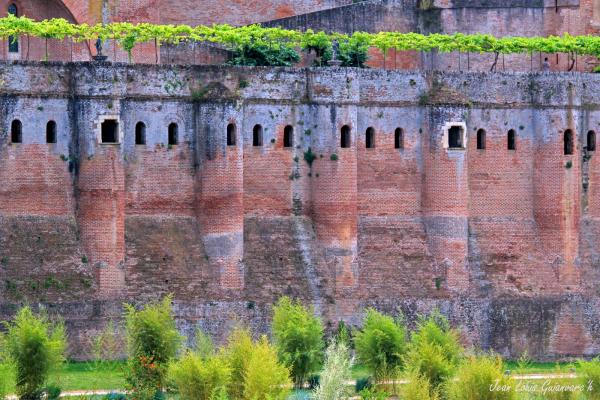 Palais forteresse. / Palace fortress.