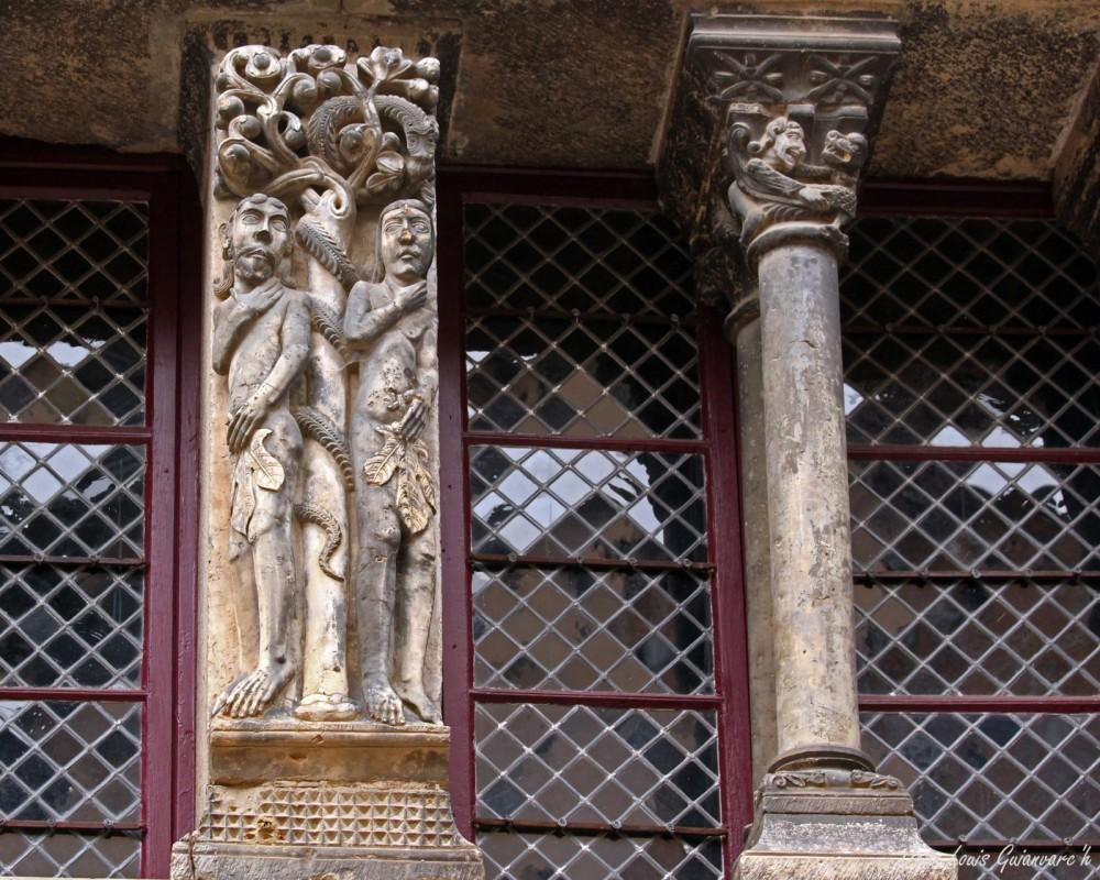 La maison romane. / The Romanesque house