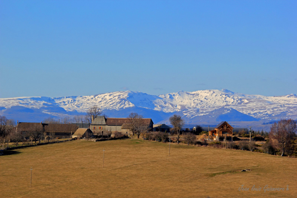 Monts du Cantal. / Monts of Cantal.