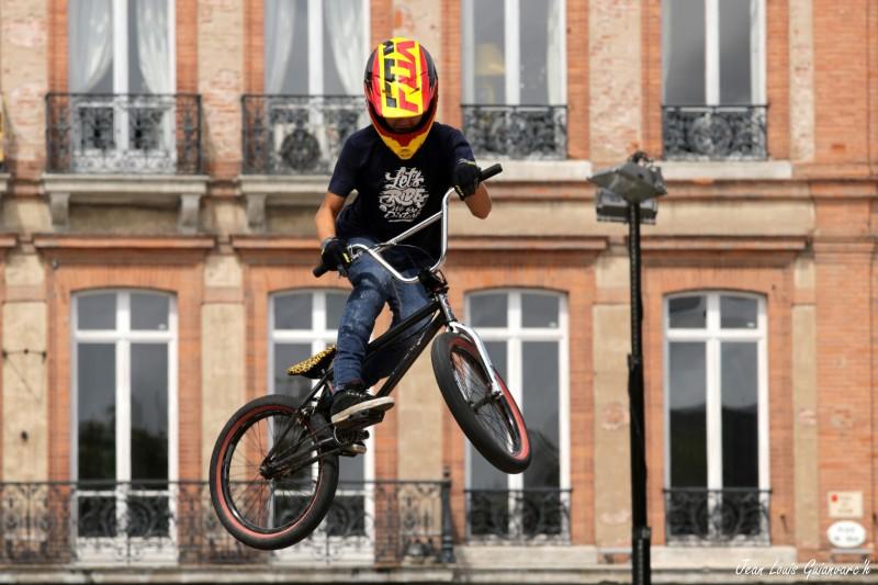 BMX, un sport à risque