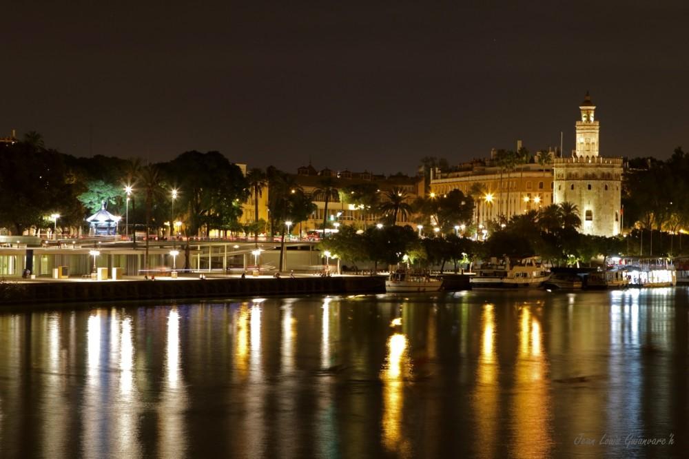 Les lumières de Séville