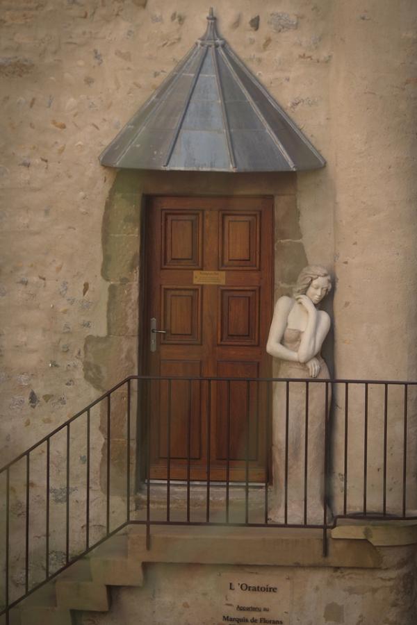 Lady in Doorway