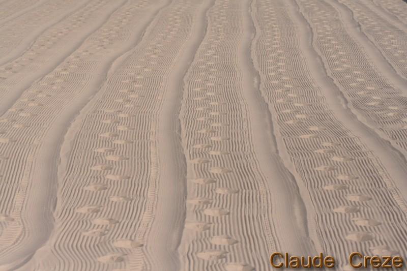 J'ai aimé et j'ai photographié !!! le sable fin