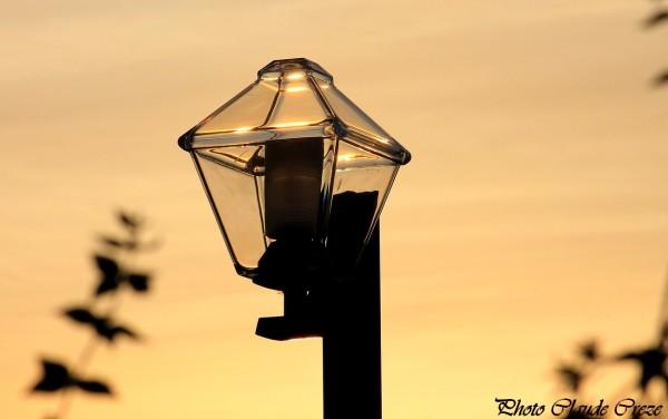 La lumière d'un soir