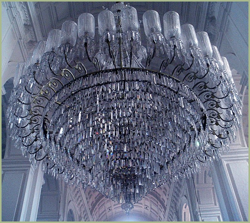 Chandelier, Se Cathedral