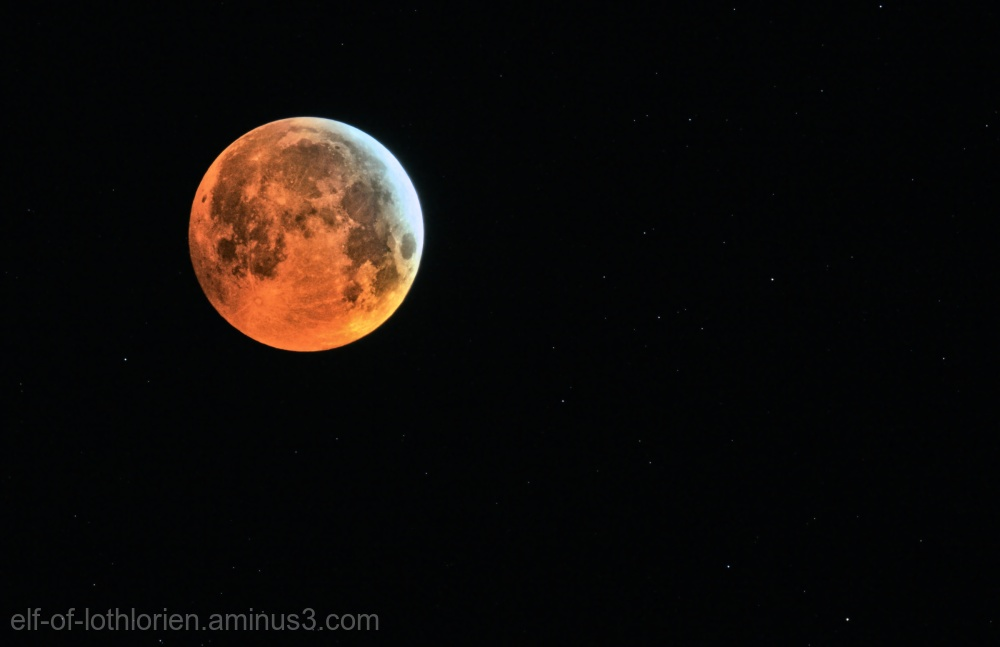 Lunar Eclipse 21-Jan-2019