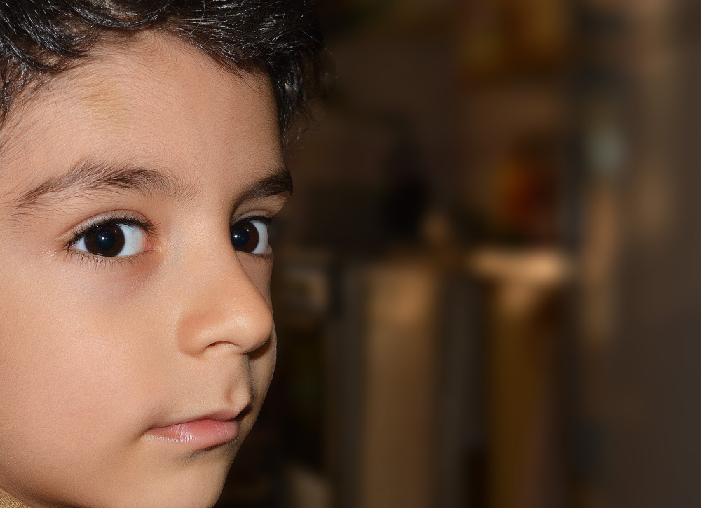 اینم جیگره دایی ! my lovely Nephew !