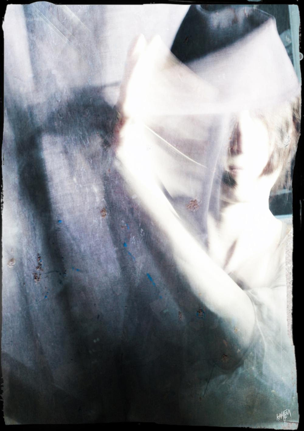 autoportrait aux sept voiles
