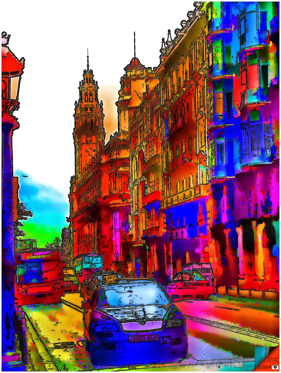 Songe multicolore - Multicolored dream