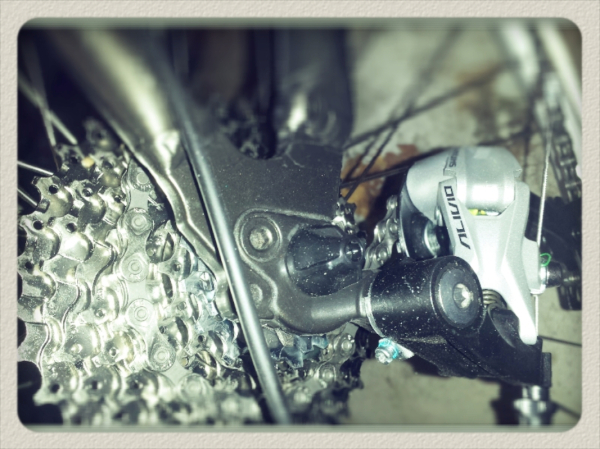 new bike parts