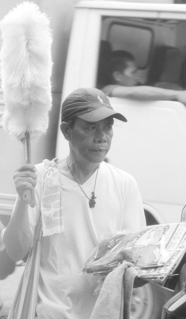 Epictomizing the Hard work of Filipinos