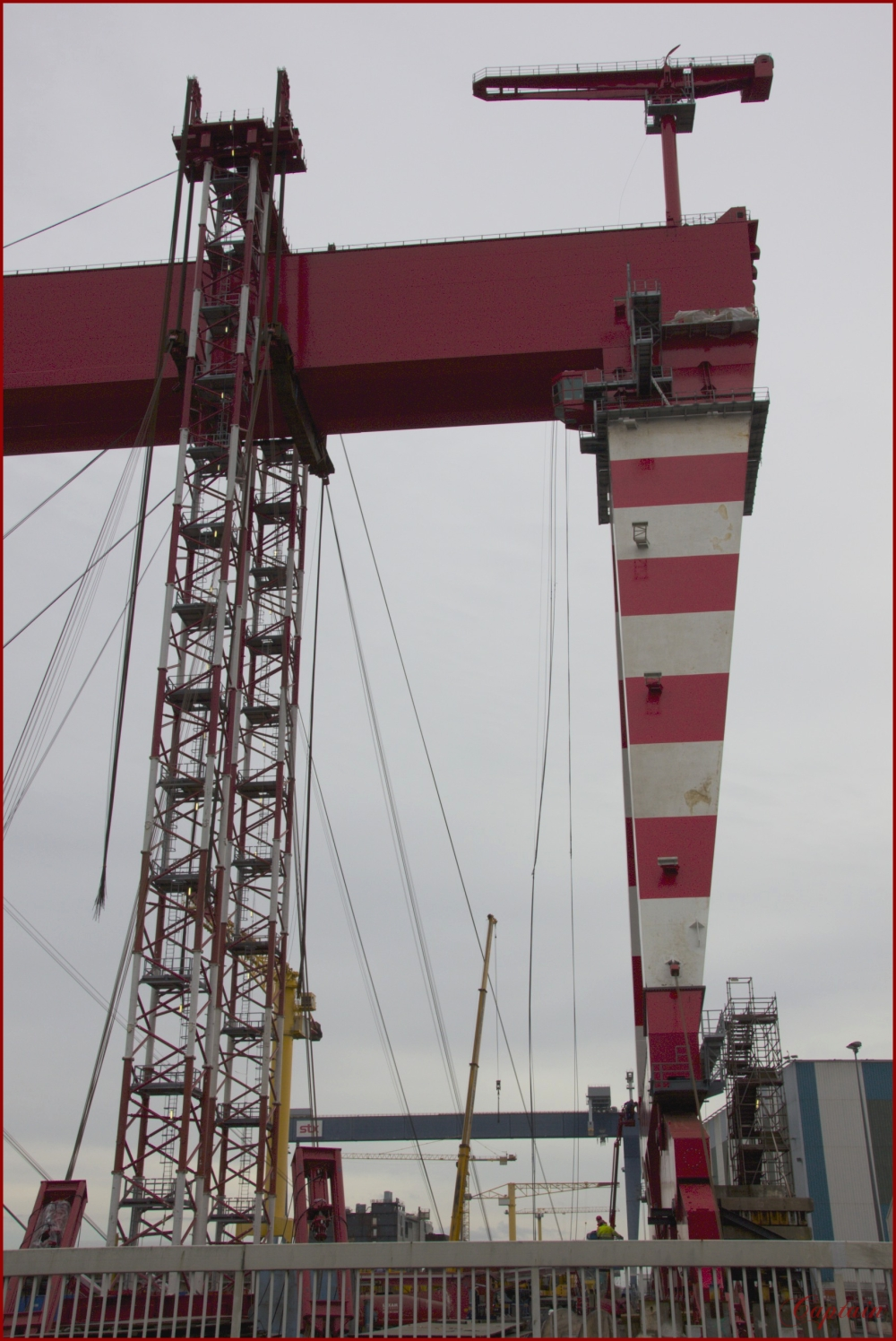 TGP Saint Nazaire STX chantier naval