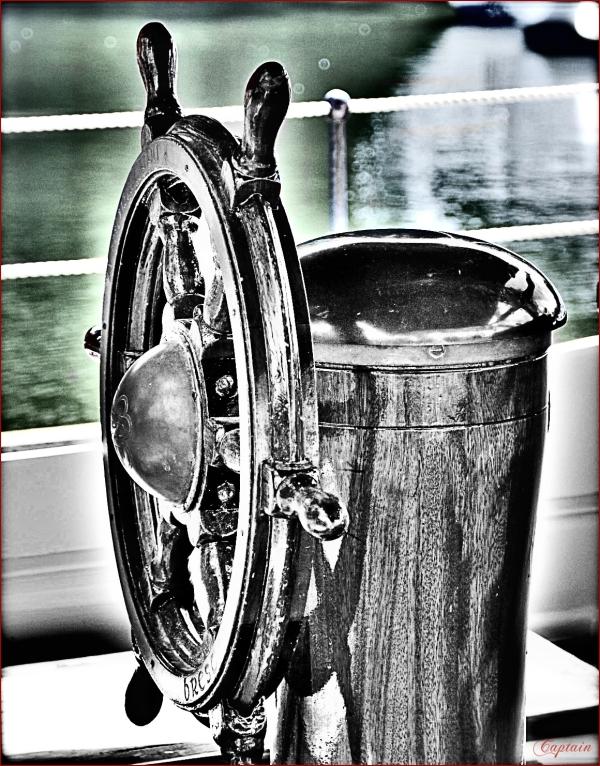 Barre à roue