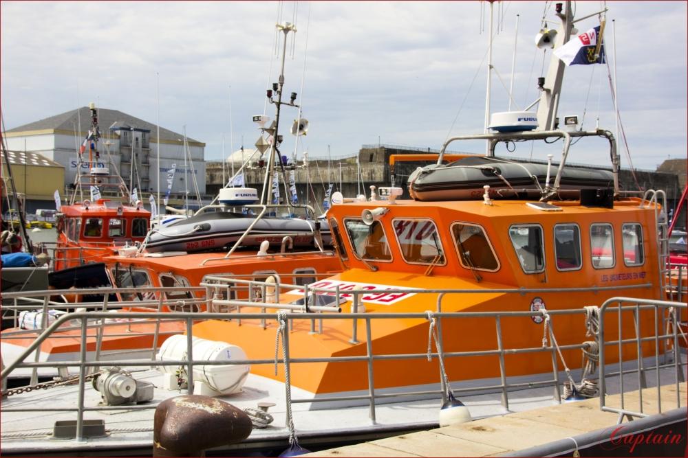 Orange mer