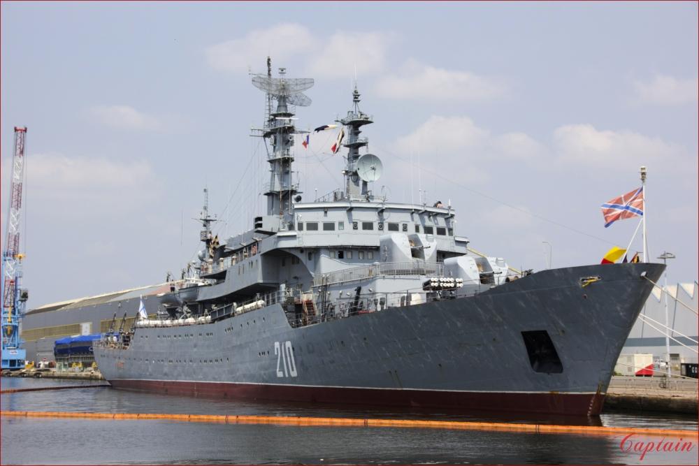 Marins série portuaire