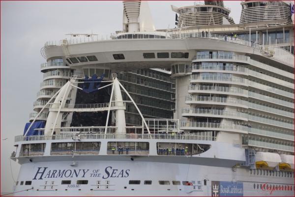Harmony of the Seas série 7
