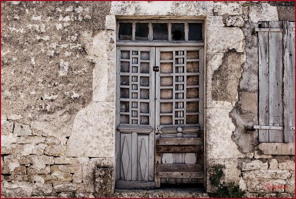Porte du passé