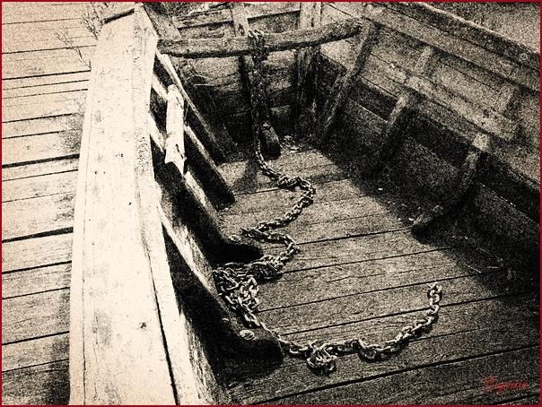 La vieille barque