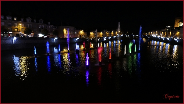 Laval la nuit
