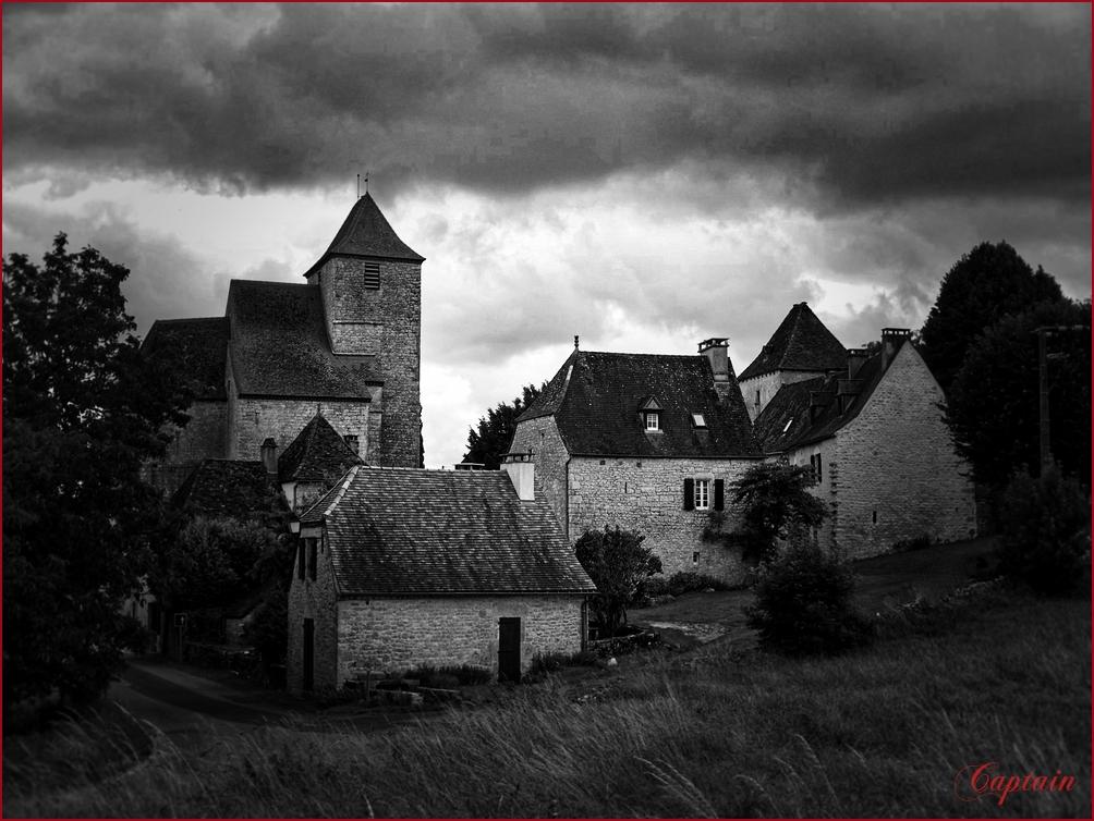 Pierres et village