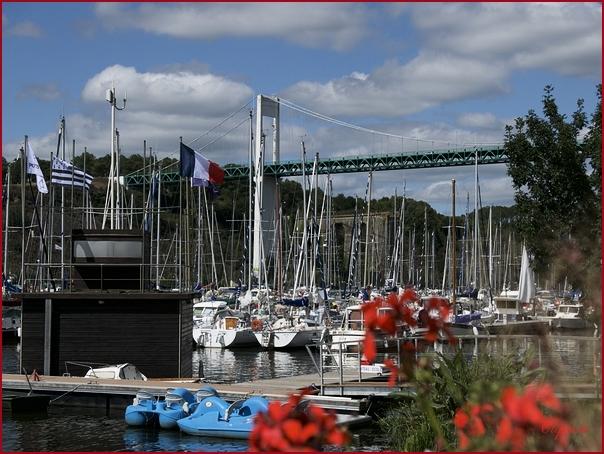 Le port de la Roche Bernard