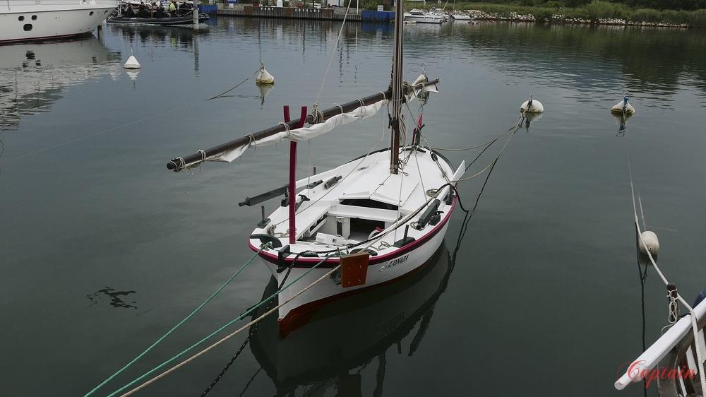 Barque Occitane