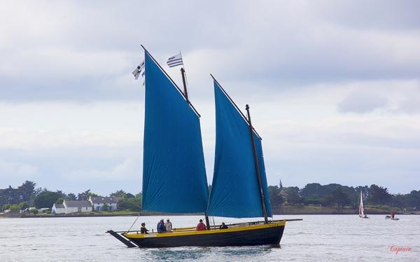 mer gréement Morbihan