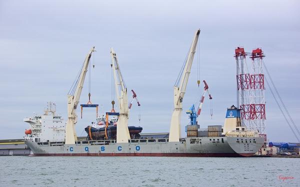 Activités portuaire