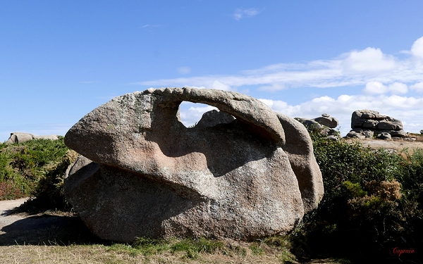 Etrange rocher