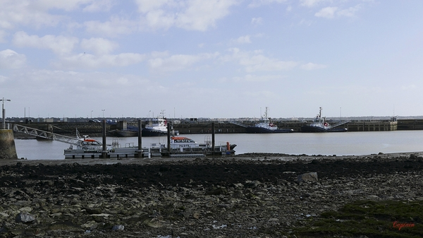 Bateau d'estuaire