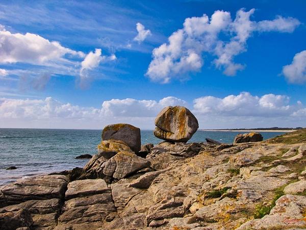 Le rocher qui sourit