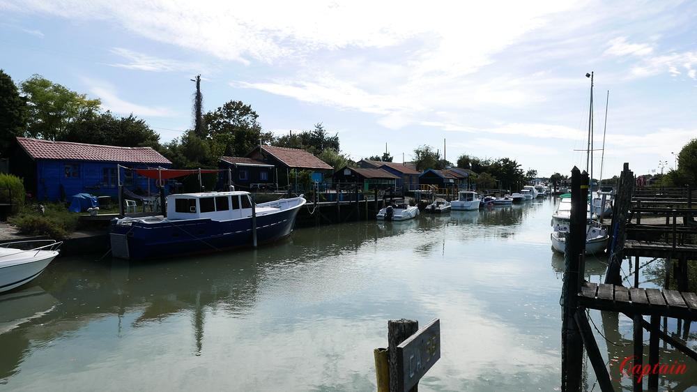 Port et bateaux