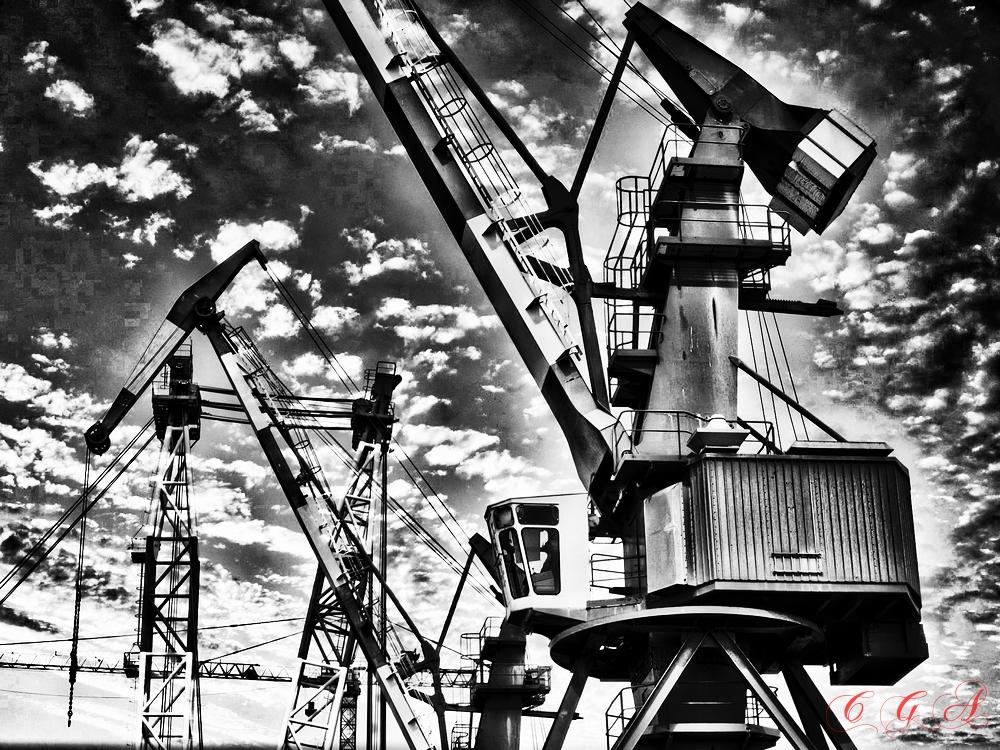 Industrie portuaire