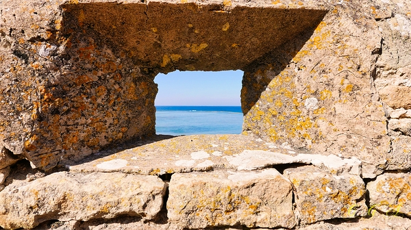 Avec vue sur mer