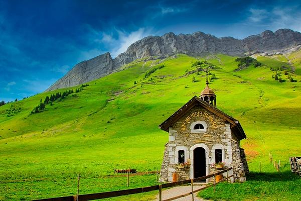 La Chapelle des Aravis