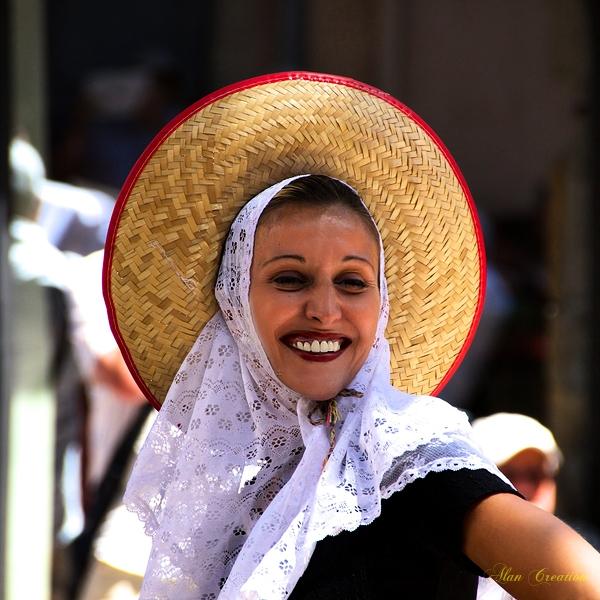 Occitanie sourire portrait