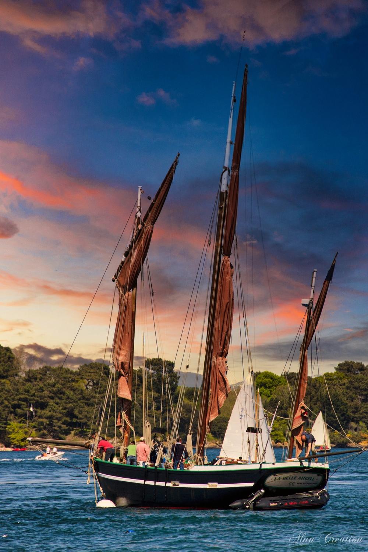 gréement bateau mer Morbihan