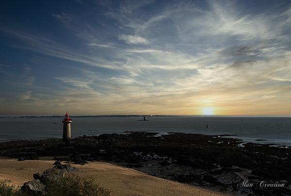 Saint Nazaire estuaire