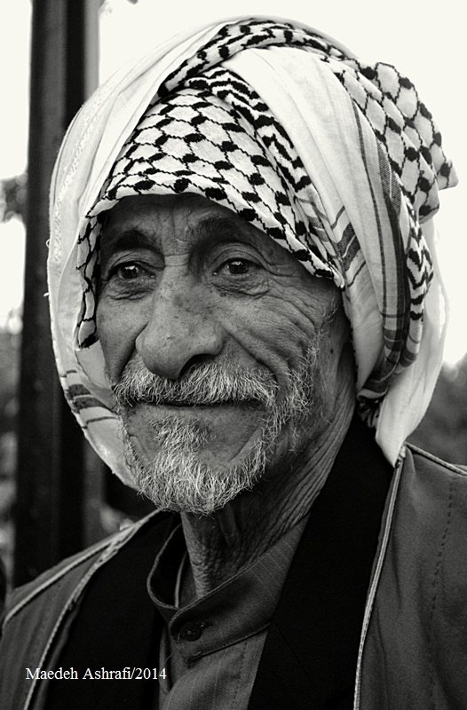 Old Man from khozestan