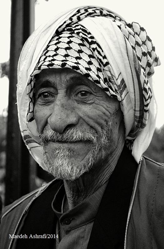 Old Man from khozestan