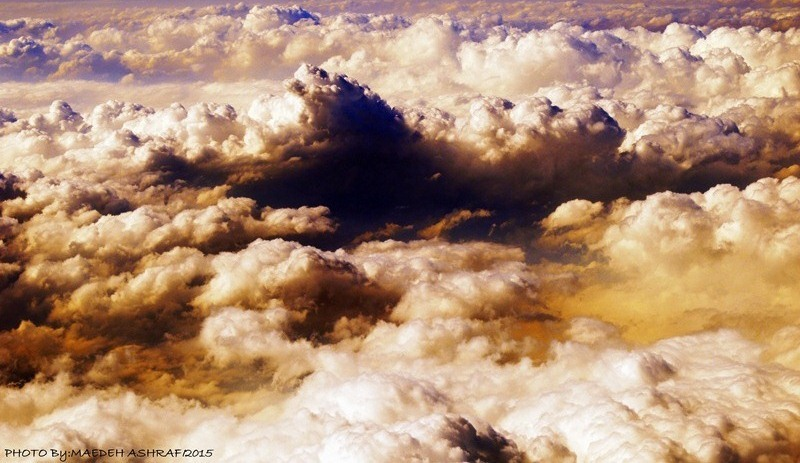 Raise the sky(Iranian sky)